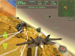 free iPhone app Fractal Combat X