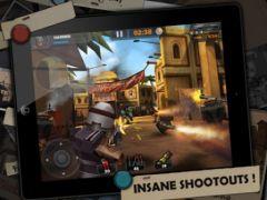 free iPhone app WarCom: Genesis