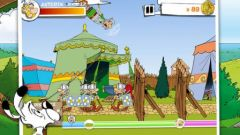 free iPhone app Astérix: MegaBaffe