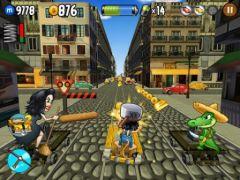 free iPhone app Hugo Troll Race HD