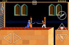 free iPhone app Prince of Persia Retro