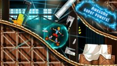 free iPhone app Extreme Skater