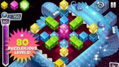 free iPhone app Cubis - Addictive Puzzler!