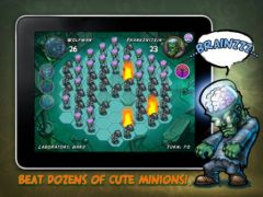 free iPhone app Zombie Quest HD
