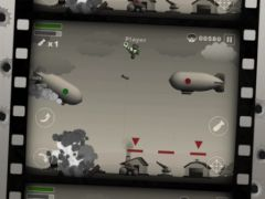free iPhone app Sky Aces