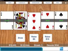 free iPhone app Poker XL