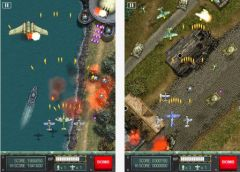 free iPhone app iFighter 1945