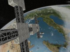 free iPhone app Action Stations : 3D Space Mission