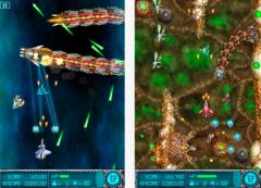 free iPhone app Super Laser: The Alien Fighter