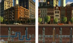 free iPhone app PipeRoll 3D New York HD