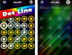 free iPhone app Dot Line