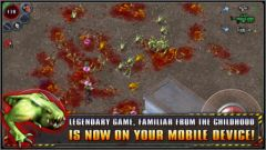 free iPhone app Alien Shooter - Survive