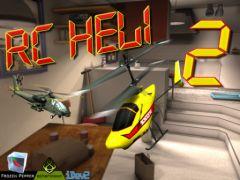 free iPhone app RC Heli 2