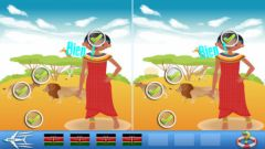 free iPhone app Spot The Difference: Traveling! - Premium