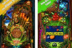 free iPhone app Pinball HD