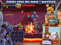 free iPhone app He-Man: The Most Powerful Game in the Universe