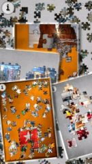 free iPhone app Puzzles & Jigsaws