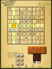 free iPhone app Big Bad Sudoku Book
