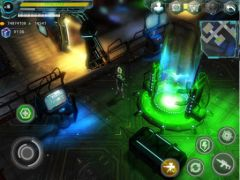free iPhone app Alien Zone Plus
