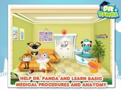 free iPhone app Dr. Panda's Hospital
