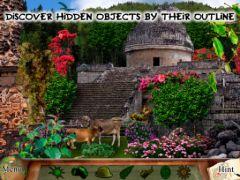 free iPhone app Mayan Mystery HD: Hidden Objects