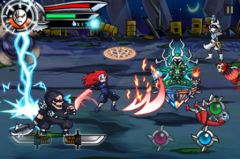 free iPhone app Mask Of Ninja : Last Hero