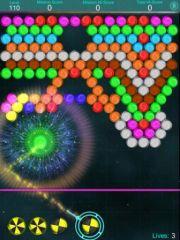 free iPhone app Bubble Annihilator HD