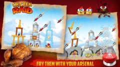 free iPhone app Chicken Raid