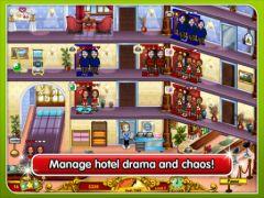 free iPhone app Hotel Dash: Suite Success Deluxe