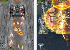 free iPhone app iStriker 2: Air Assault