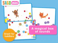 free iPhone app Sago Mini Sound Box