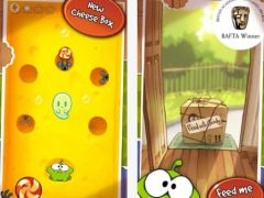 free iPhone app Cut the Rope