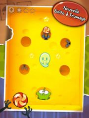 free iPhone app Cut the Rope HD