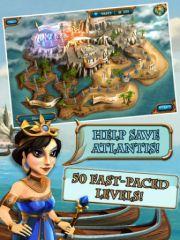 free iPhone app Legends of Atlantis: Exodus HD Premium