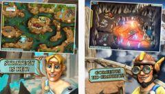 free iPhone app Legends of Atlantis: Exodus Premium