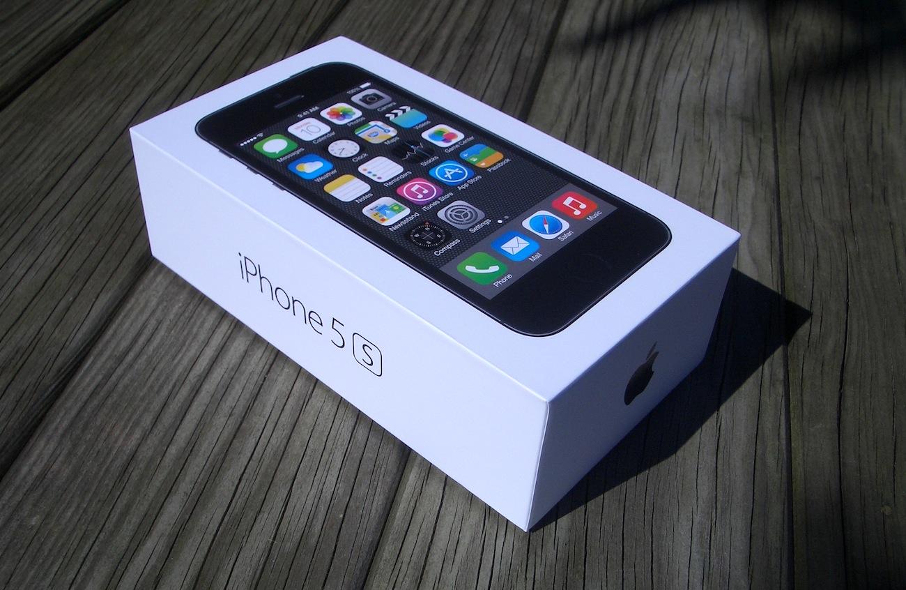 iphone 5s pris