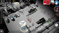 free iPhone app The Walking Dead: Assault
