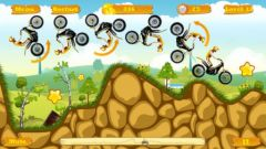 free iPhone app Moto Race Pro