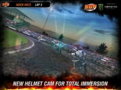 free iPhone app Official Speedway GP 2013