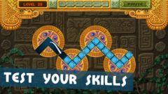 free iPhone app Mayan Slice