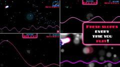free iPhone app Ski On Neon HD