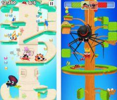 free iPhone app Mr. Crab