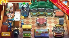 free iPhone app Pizza Shop Mania