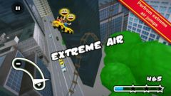 free iPhone app New York 3D Rollercoaster Rush