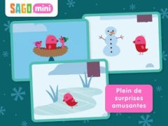 free iPhone app Sago Mini Forest Flyer