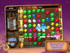 free iPhone app Bejeweled HD