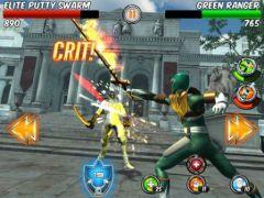 free iPhone app Power Rangers Legends
