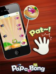 free iPhone app PaPaBong HD