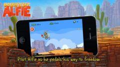 free iPhone app Magnificent Alfie