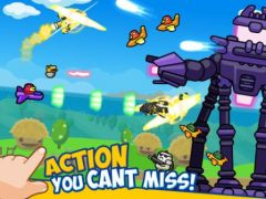 free iPhone app Toon Shooters